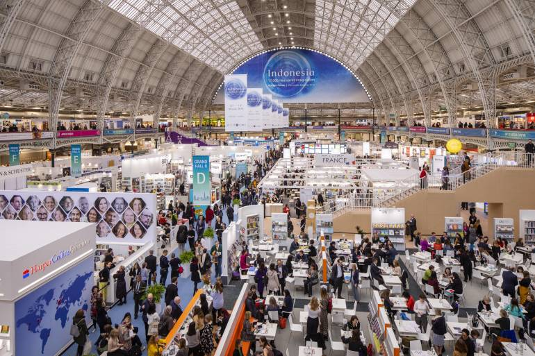 LBF London Book Fair Olympia