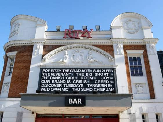 Ritzy Picturehouse Brixton