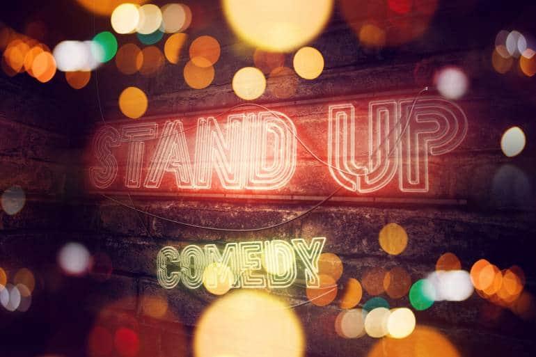 Stream stand-up comedy via NextUp
