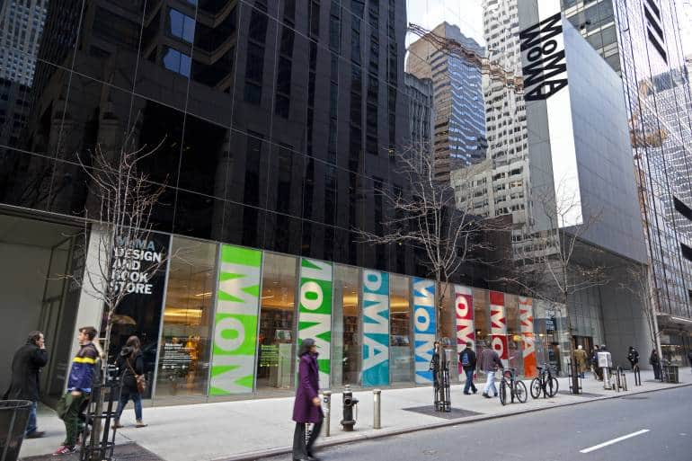 Tour the MoMa from your living room