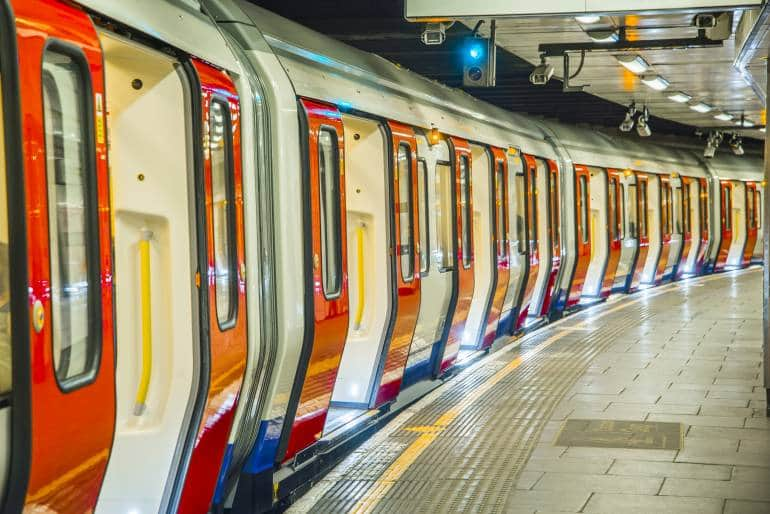 London Tube Stations Closed  Underground