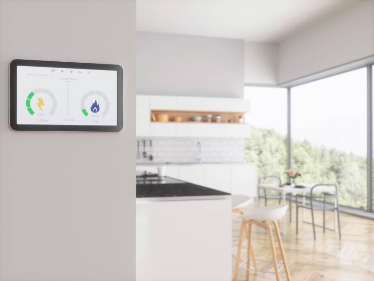 Smart Home Energy meter