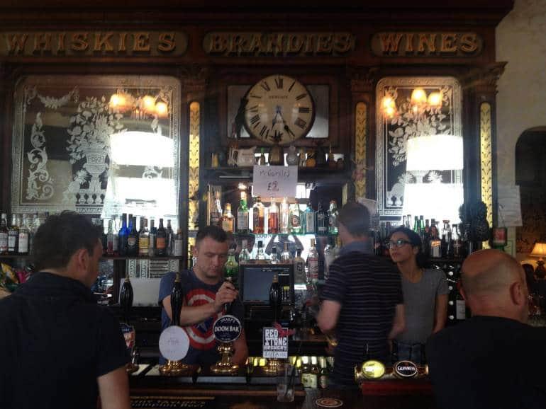 The Pineapple pub Kentish Town