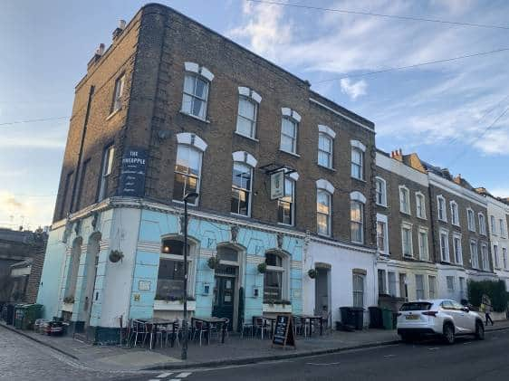 Best Pubs in Kentish Town The Pineapple Pub