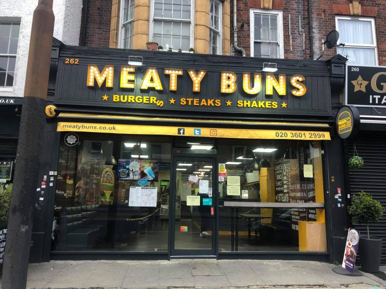 Meaty Buns