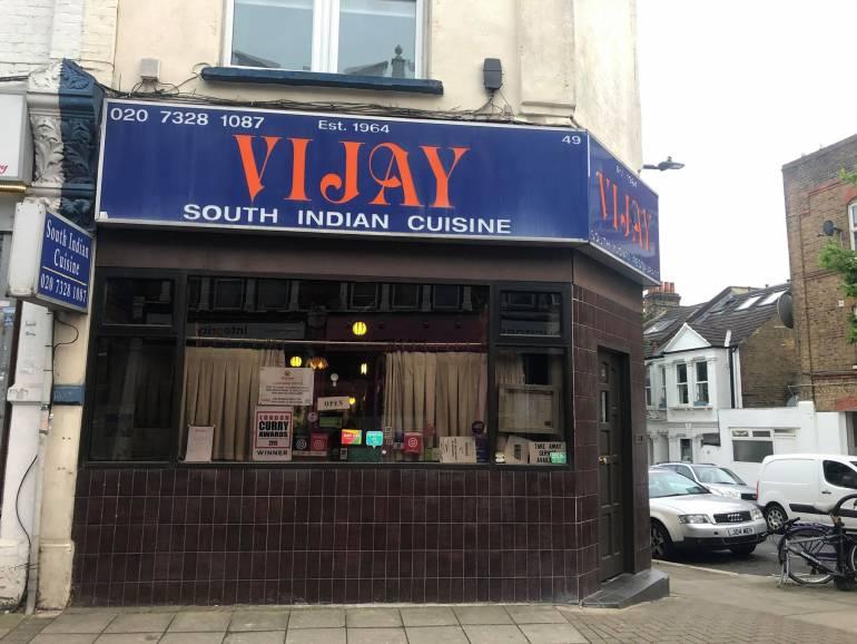 Vijay in Kilburn