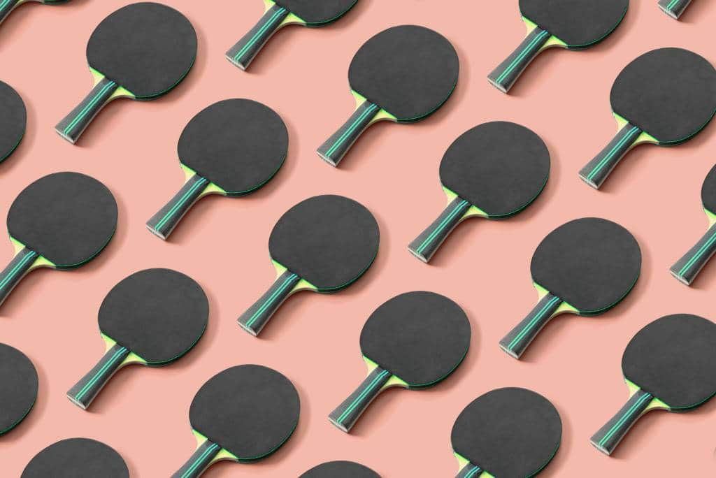 play ping pong in London