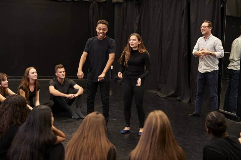 young people theatre