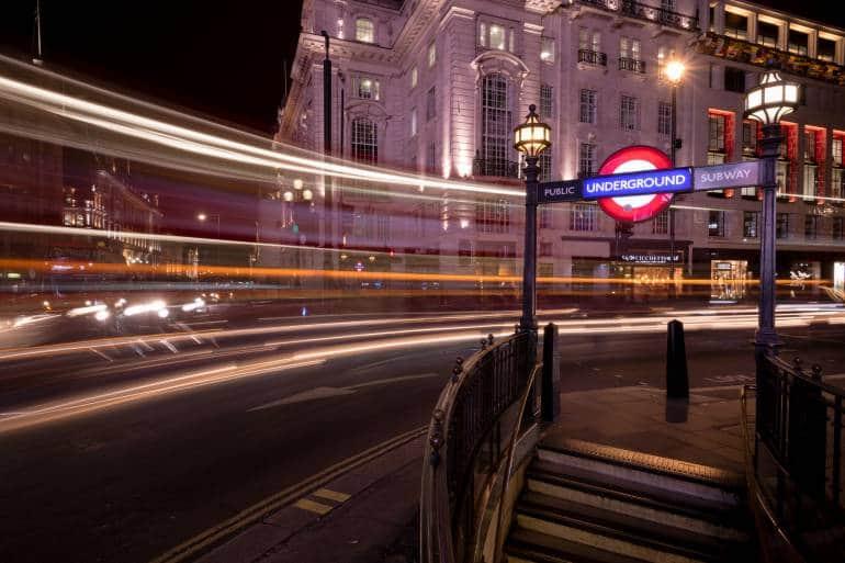 London Underground aka the Tube