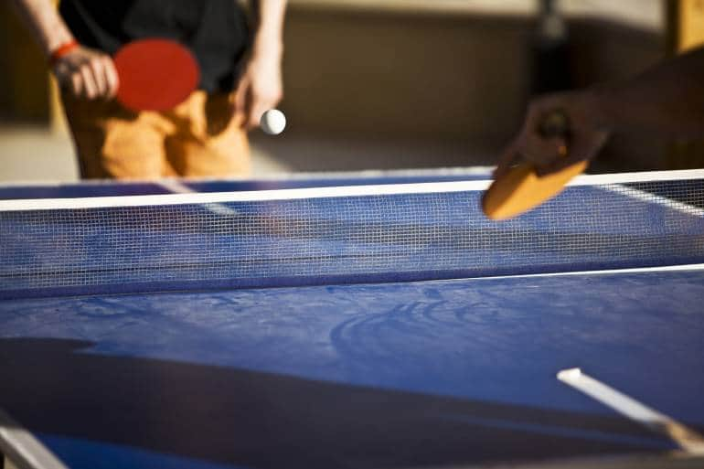 find a table tennis table London