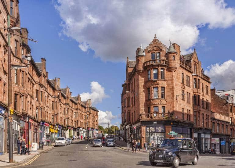 UK Weekend Breaks Glasgow