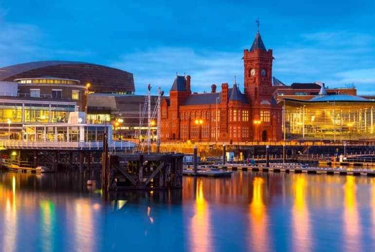 Cardiff UK Weekend Breaks