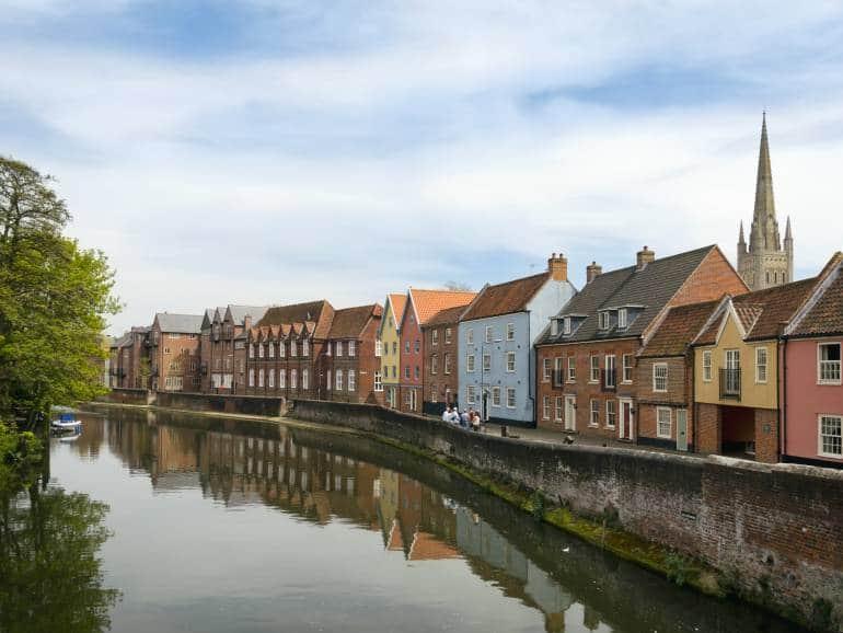 Norwich Riverbank