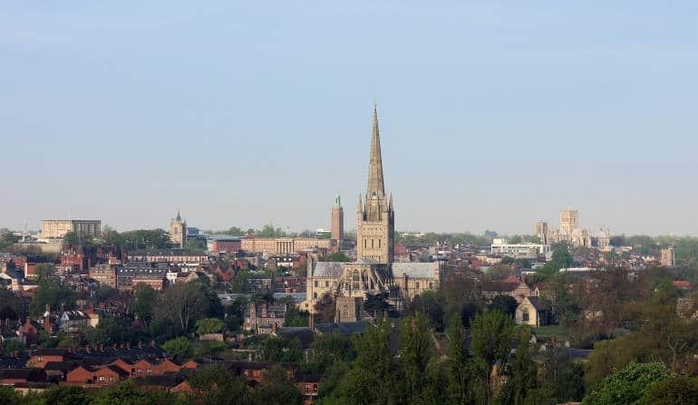 UK Weekend Breaks Norwich