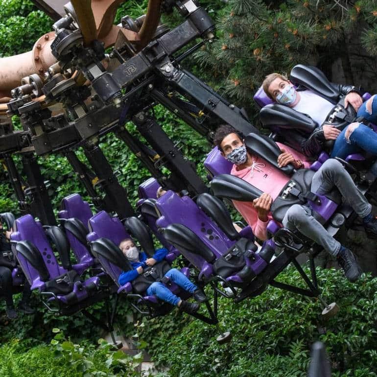 chessington roller coaster