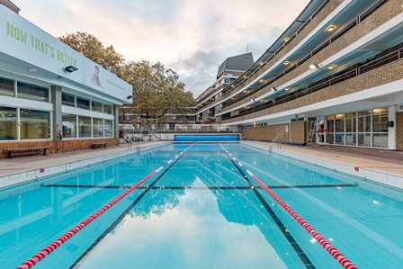 Oasis Sports Centre Pool
