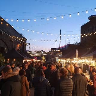 Hackney Vegan Night Market