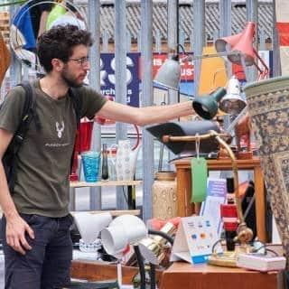 Walthamstow Flea Market
