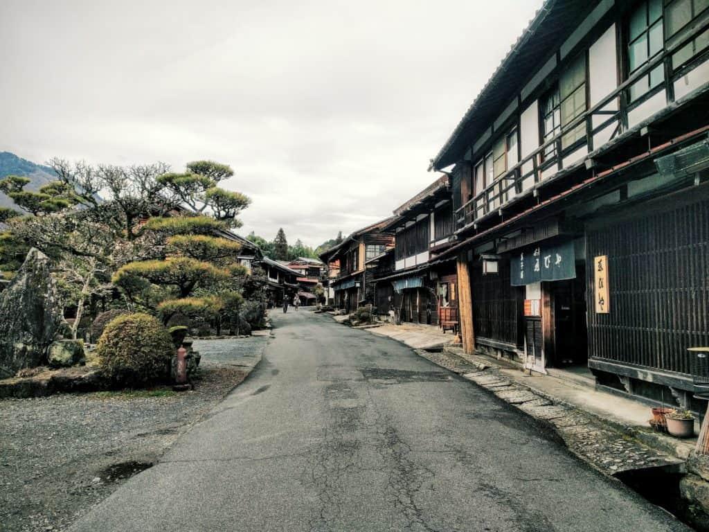 tsumago street