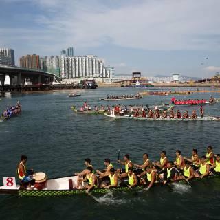 The Hong Kong Dragon Boat Carnival