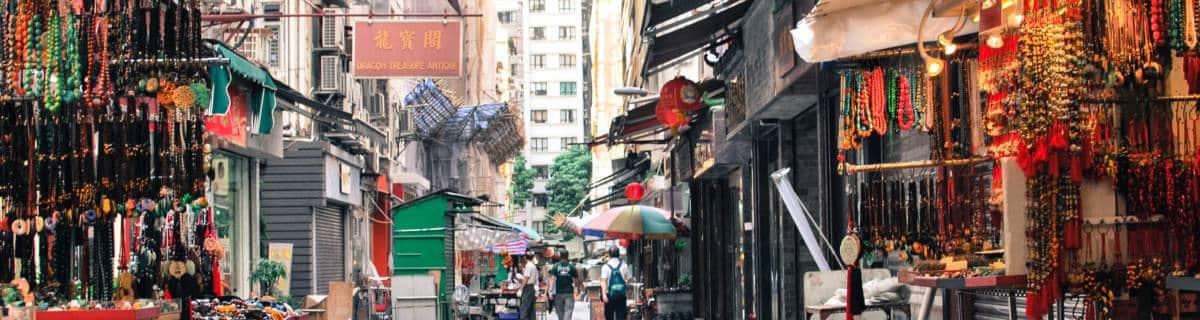 Sheung Wan Guide