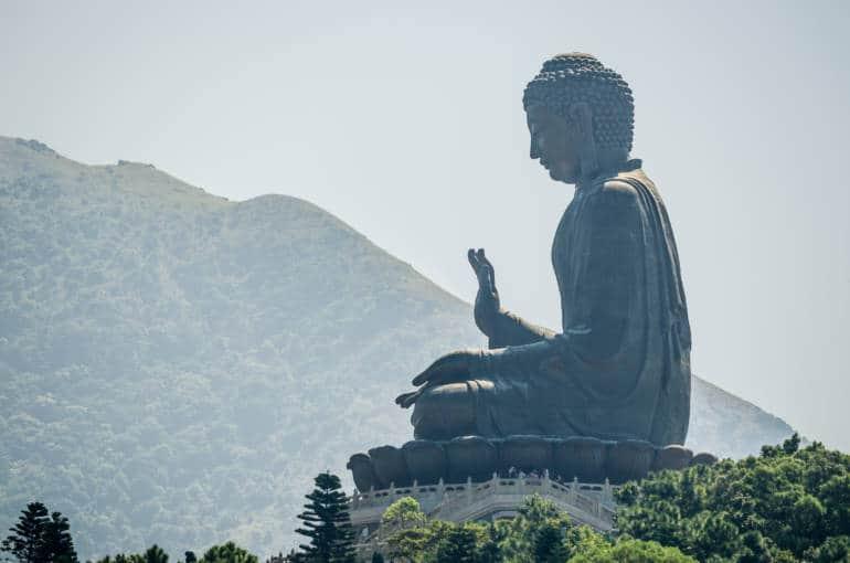 big buddha tian tan