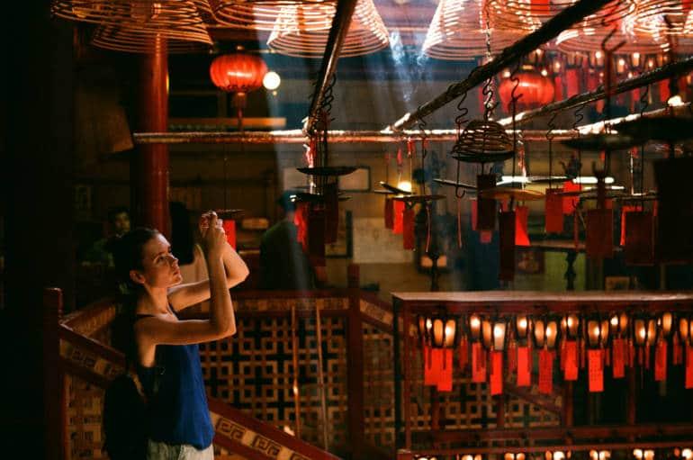 man mo temple sheung wan
