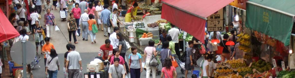 Mong Kok Guide
