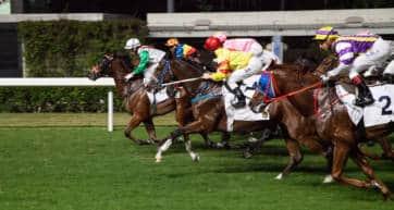 Happy Valley Racecourse