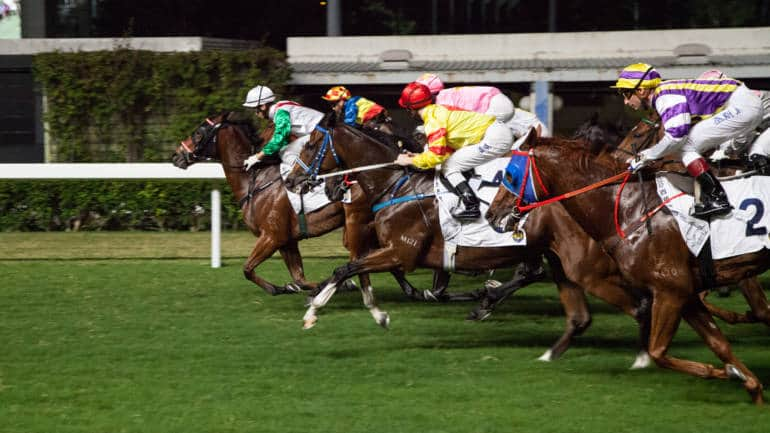hong kong july events Happy Valley Racecourse