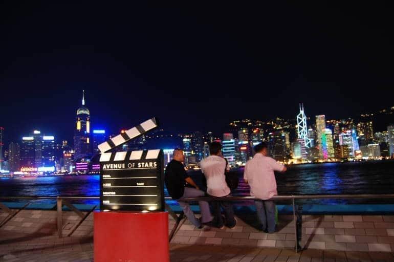 Avenue of Stars Tsim Sha Tsui