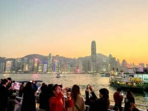 victoria harbour photograph spots