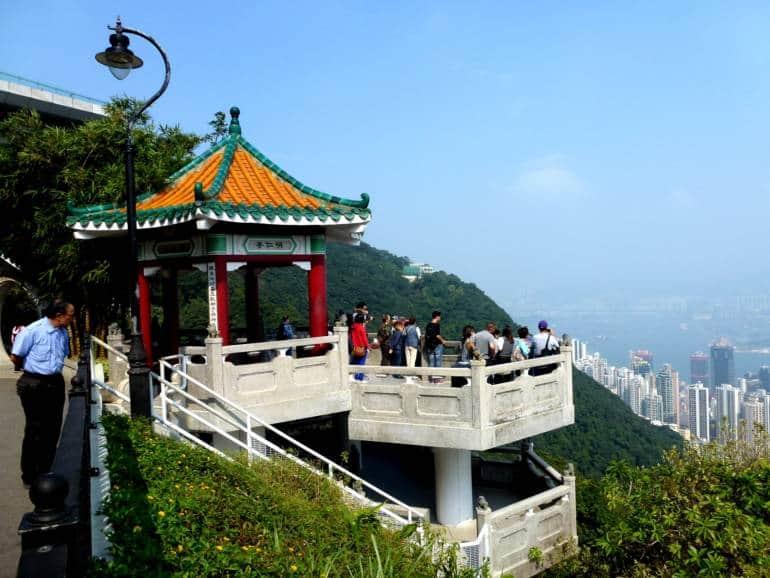 Lions Pavilion Victoria Peak Hong Kong