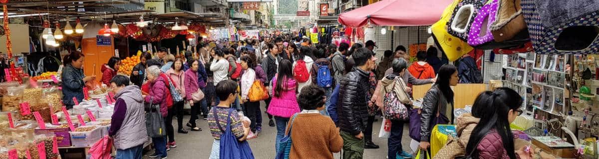 Sneaker Street - Fa Yuen Street Market