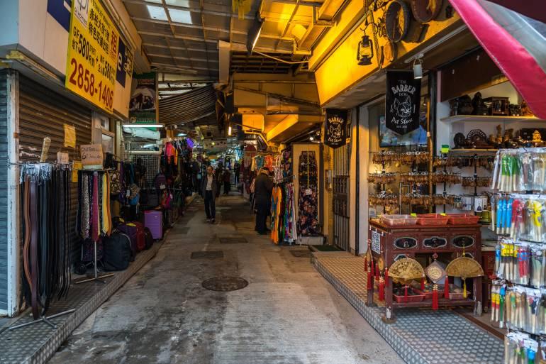 Stanley, Hong Kong Island, Hong Kong, January 2018