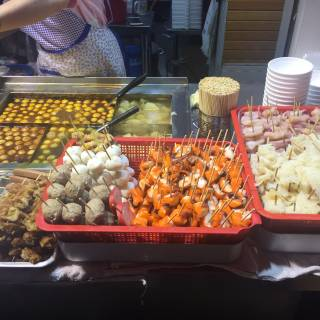 Sweet Dreams Are Made of These: A Guide to Hong Kong's Street Food