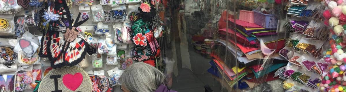 The Craft Lover's Guide to Sham Shui Po Shopping