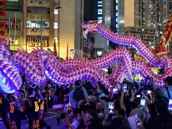 Tai Kok Tsui Temple Fair