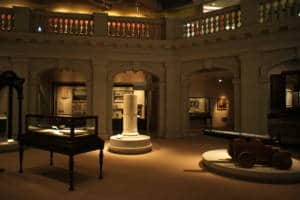 Hong Kong Museum of History - The opium Wars and the Cession of Hong Kong