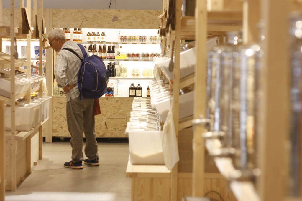 Slowood - eco-friendly grocery stores in Hong Kong