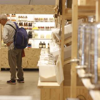 This Eco-Friendly Supermarket Is The Hottest Attraction In Town
