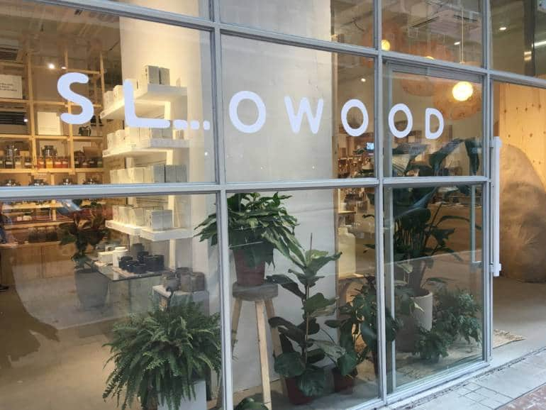 hong kong eco-friendly shops