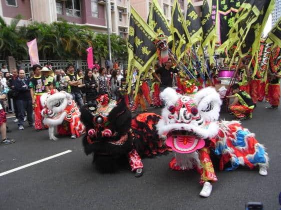 Tin Hau Festival