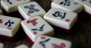 mahjong tiles hong kong