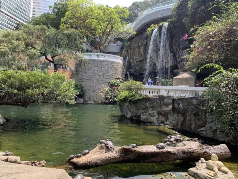 hong kong urban oases