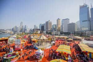 AIA Great European Carnival Hong Kong 2019