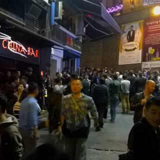 Lan Kwai Fong Beer & Music Fest