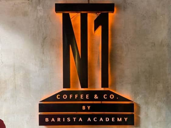 N1 coffee & co hong kong