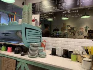 N1 Coffee and Co Hong Kong