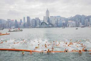 new world harbour race victoria harbour hong kong